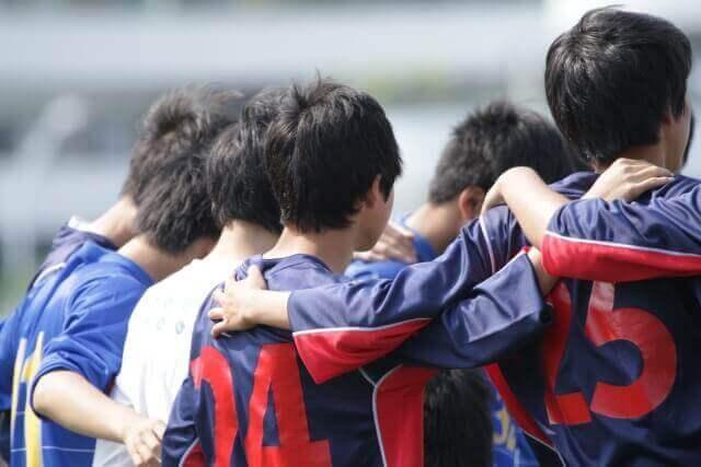 中学校サッカー