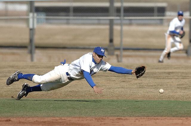 野球ノック