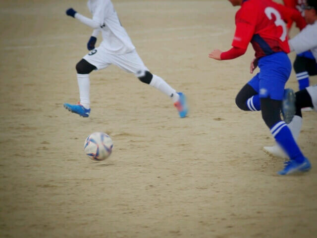 中学サッカー