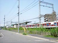 近鉄伏屋駅