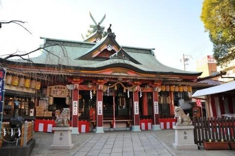 尼崎市の神社